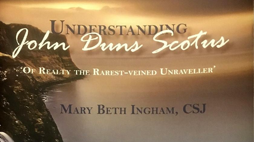 New Book on John Duns Scotus