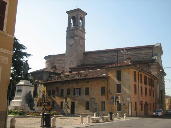 Church of St Angela in Brescia